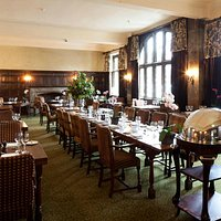 The Oak Panelled Dining Room