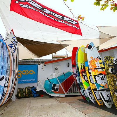 Windsurfing lessons and Rentals San Juan, Puerto Rico