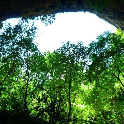 entrata caverna