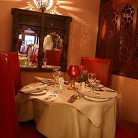 London Most Romantic Table