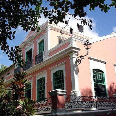 Casa-museu Magdalena e Gilberto Freyre / Fundação Gilberto Freyre