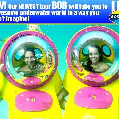 Aquaworld+Bob = fun!