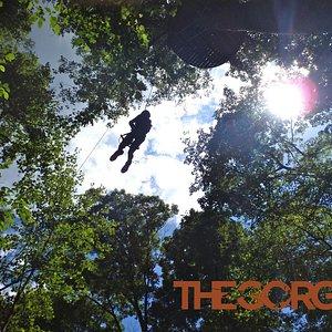 Zipline The Gorge... Saluda, NC