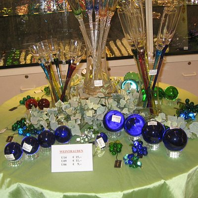 Kisslinger Kristall-Glas , Rattenberg ,Tirol ,Austria