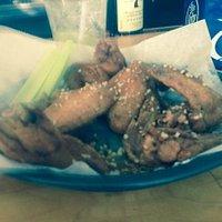 Honey Walnut Chicken Wings