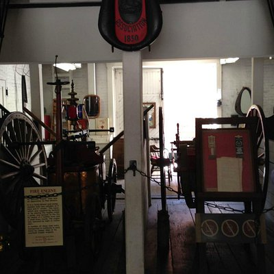 Overview of the little museum