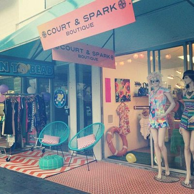 COURT & SPARK BOUTIQUE