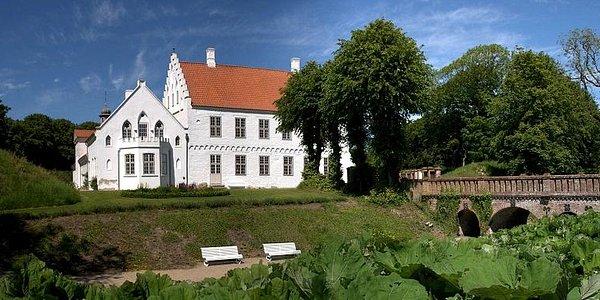 Gyldenstjerne huset fra 1500'tallet