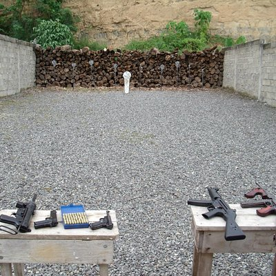 Firearms you can rent at NMPSA