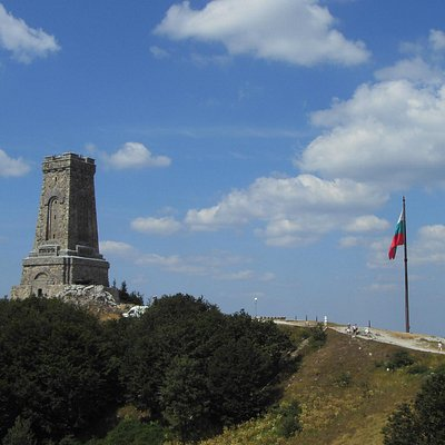 Памятник Свободы на перевале Шипка