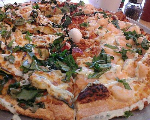 @ Steveston Pizza