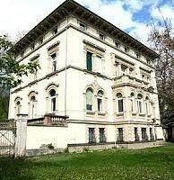 die ehemalige Burgeff Villa beheimatet die Kunstsammlung