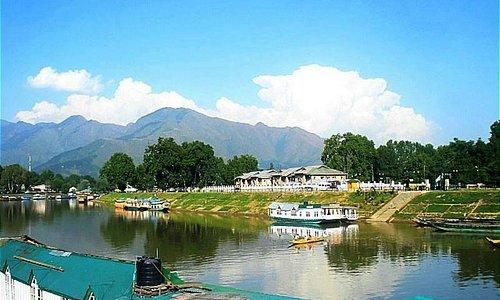 river jehlum kashmir