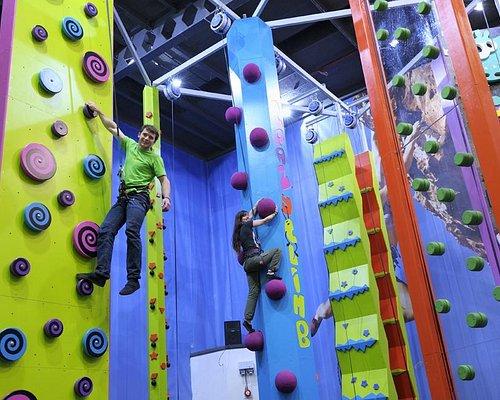 CrazyClimb at Beacon Climbing Centre