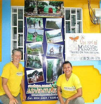 Ometepe Secret Adventures Office