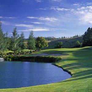 Hangman Valley Golf Course Hole 11