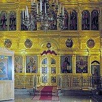 Владимирская икона Божией Матери в Храме Святителя Николая в Толмачах
