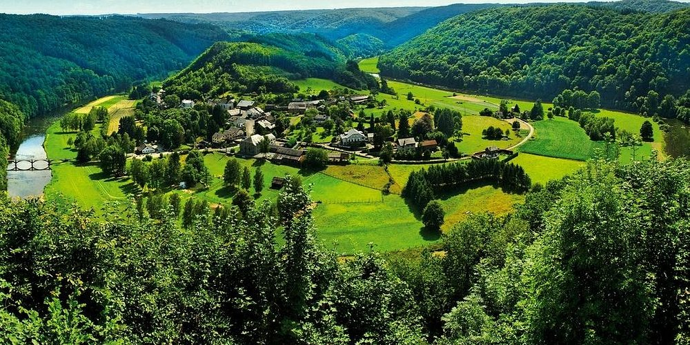 Provided by Valonia, el sur de Bélgica