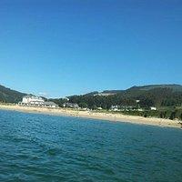 Playa da Area, Celeiro