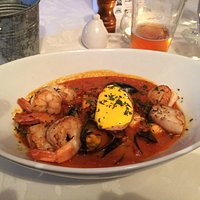 Bouillabaisse at Tourterelle