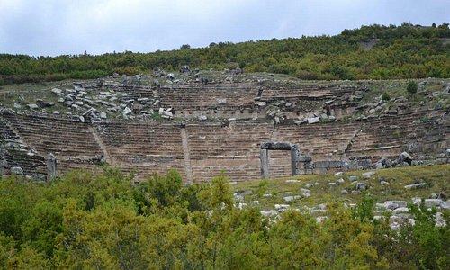 Kybra amphitheater