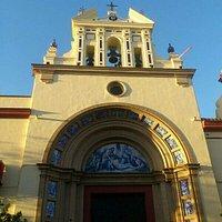 Basílica del Stmo. Cristo de la Expiración (El Cachorro) Triana.