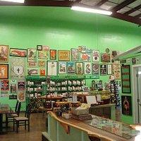 Green World Farms Coffee Shop - Wahiawa, Oahu, Hawaii