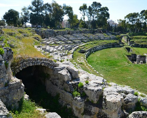 Roman Amphitheatre again