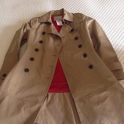 Beautiful coat!