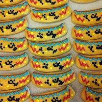 Canoe Cookies
