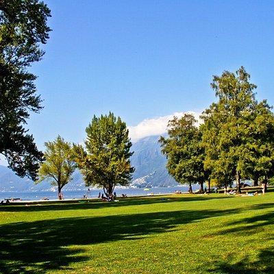 Lido Ascona - summer