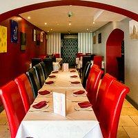 Dining Area, Vasai Fine Indian Dining