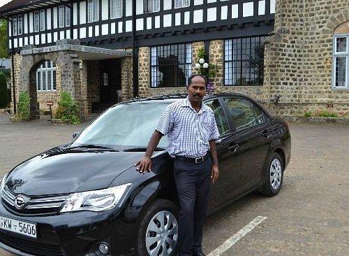 Mr. Ravi (Owner of Daphne Tour Operators)
