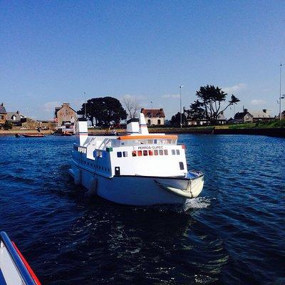 Belle balade en bateau