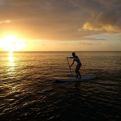 Sunset Paddles are calm and peaceful