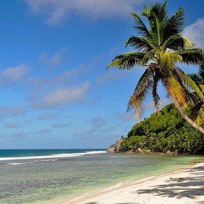 Anse Capucins Beach passaggio a Anse Forbans
