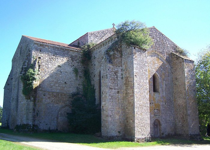 l'abbaye des Fontenelles