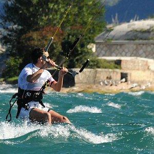 centro kite sul Lago di Garda