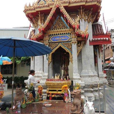 Rayong City Pillar Shrine