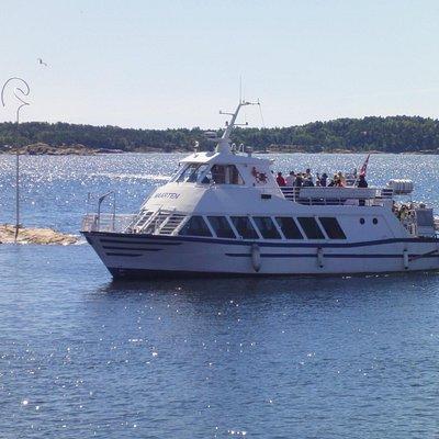 M/S Maarten - chater boat
