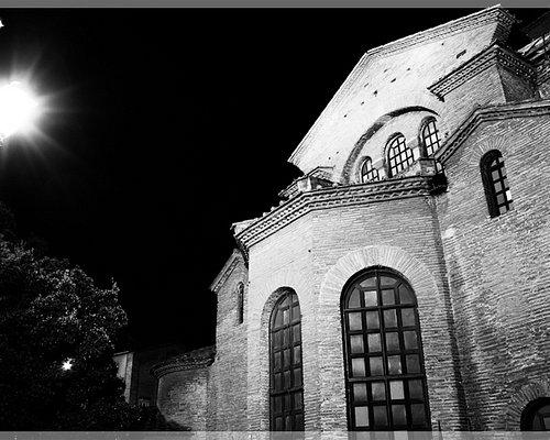 Basilica di San Vitale by Night