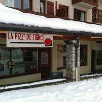 Les meilleures pizzas livrées dans Tignes