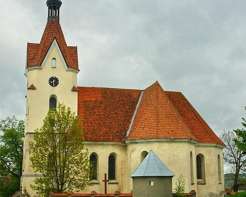 Skala-Podilska: Madonna Assumption Cathedral