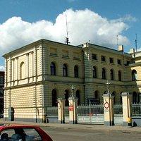 Pałac Enderów w Pabianicach.