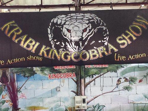 Krabi King Cobra Show