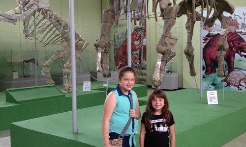 foto en museo