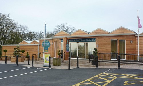 Entrance At Hetland Garden Centre