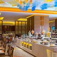 Feast     Sheraton Macau Hotel