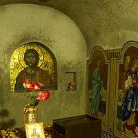 Ioannes Suchavsky Underground Church