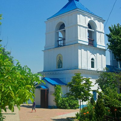 Bilhorod-Dnistrovskyi Greek Church